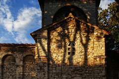 Shadows (JLM62380) Tags: croatia croatie architecture sunset shadows light lumiére pierres stones pula ombres