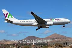 EC-MNY (GH@BHD) Tags: ecmny airbus a330 a332 a330200 a330243 wamos wamosair ace gcrr arrecifeairport arrecife lanzarote aircraft aviation airliner