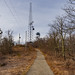 Fryingpan Mountain Lookout Tower
