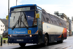 52627 S797 KRM (Cumberland Patriot) Tags: stagecoach north west england in cumbria cms cumberland motor services lillyhall depot workington volvo b10m b10m62 jonckheere modulo s797krm 52627 797 x4 x5 transcumbria a66 lake district dual purpose bus step entrance buses coach lowther street the cumbrian connection derv diesel engine road vehicle public transport service route 31h frizington