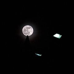 2013 03 27 Mond FL 07 (chrisei71) Tags: christophseiffert deutschland flensburg germany himmel schleswigholstein chrisei71