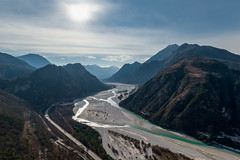 Val Canale (Photo-Sorko) Tags: valcanale kanaltal italy italien drone drohne mountains berge water wasser river fluss landscape landschaft natur nature