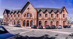 2724  Estación de Puigcerdá (Ricard Gabarrús) Tags: edificio arquitectura estación casa olympus puigcerdá ricardgabarrus ricgaba