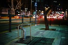 2152/1839 (june1777) Tags: snap street seoul night light bokeh sony a7ii canon fd 50mm f14 4000 clear