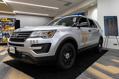 Ohio State Highway Patrol · 2019 Ford Police Interceptor Utility (Micheal Wass) Tags: