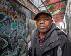 Tyrone 19/100 (Dan Fleury Photos) Tags: strangers cambridge massachusetts unitedstatesofamerica us portrait justmet boston mass usa paratrooper street streetphotography