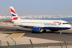 G-MEDK_14 (GH@BHD) Tags: gmedk airbus a320 a320200 ba baw britishairways speedbird shuttle unionflag ace gcrr arrecifeairport arrecife lanzarote aircraft aviation airliner