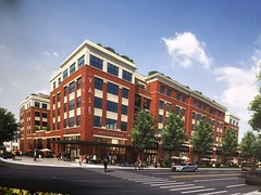 Brooks and Vale Buildings Renderings 3 - Walter Reed
