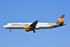 G-NIKO A321 Thomas Cook (corrydave) Tags: 1250 a321 thomascook shannon gniko