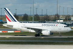 Air France A318 (Martyn Cartledge / www.aspphotography.net) Tags: a318 aerodrome aeroplane air airfrance airbus aircraft airline airliner airplane airport aspphotography avgeek avgeeks aviation cartledge civilairline civilairliner fgugq flight fly flying flywinglets jet martyn plane runway toulouse transport wwwaspphotographynet wwwflywingletscom asp photography