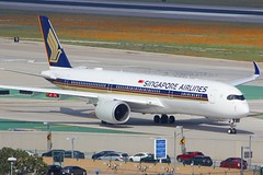 A350 9V-SGG Los Angeles 22.03.19-3 (jonf45 - 5 million views -Thank you) Tags: airliner civil aircraft jet plane flight aviation lax los angeles international airport klax singapore airlines airbus a350941 9vsgg sia