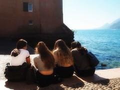 Vier Grazien am Gardasee