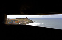 Ft San Cristobal upper parapet view (Light Orchard) Tags: caribbean sanjuan puertorico travel trip vacation holiday cruise spain spanish espana españa fort historic history ©2019lightorchard bruceschneider