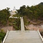 Big white Buddha in Pai (Northern Thailand 2018) thumbnail