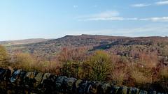 20190108 Wlk frm Grindleford_0004 Mother Cap~Over Owler Tor (paul_slp5252) Tags: derbyshire whitepeak peakdistrict walking hiking grindleford mothercap overowlertor