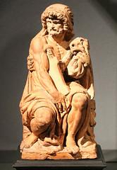 Tommaso della Porta. The Prophet Balaam. c.1575-77 (arthistory390) Tags: michelangelo rijksmuseum