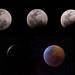 20-Jan-2019 Full Moon Eclipse