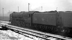 c.12/1964 - York (50A) MPD. (53A Models) Tags: britishrailways peppercorn lner a1 462 60140 balmoral steam york 50a mpd train railway locomotive railroad