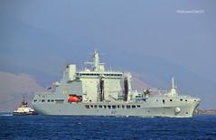 RFA Tiderace (Zak355) Tags: rothesay isleofbute bute scotland scottish naval royalnavy rfatideforce rfatiderace a139 a137 riverclyde shipping ship boat vessel fueltanker