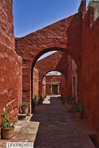 Arequipa, Santa Catalina