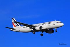 Airbus A320 ~ F-HEPE  Air France (Aero.passion DBC-1) Tags: spotting cdg 2013 dbc1 david aeropassion biscove aviation airport roissy aircraft avion plane airlines airliner airbus a320 ~ fhepe air france