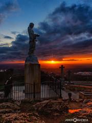 Sunset in Andalucía (Besalunenc) Tags: andalucia andalusia spain espanya españa sunset puestadesol anochecer nightfall religion