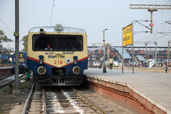 Delhi Area Manager's Train (daveymills37886) Tags: delhi area managers train emu nr 216 new