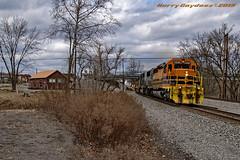 Buffalo & Pittsburgh EMD SD40-3 3330 (Harry Gaydosz) Tags: trains railroads locomotives pa pennsylvania wampum bprr buffalopittsburgh csxt csxtransportation bprr3330 csxtt065