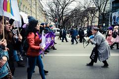 Women's Solidarity March 2019 (uomomare) Tags: human rights lgbt lgbtq kharkiv ukraine march girlspower solidarity unity women womenrule protest grlpwr