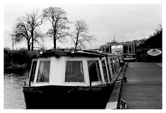 The Lady Margaret, Forth and Clyde Canal. (Paris-Roubaix) Tags: the stables kirkintilloch bishopbriggs torrance forth clyde canal lady margaret longboat ferry queen