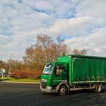 Green lorry thumbnail