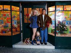 Christmas time (alenamorimo) Tags: barbie barbiedoll holidays dolls christmas barbiecollector superstar kendoll