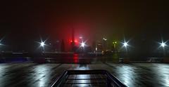 Shanghai - Fog Stars (cnmark) Tags: china shanghai bund promenade lights stars pudong skyline huangpu river night fog nebel long exposure lzb langzeitbelichtung landscape nacht nachtaufnahme noche nuit notte noite eerie creepy spooky 中国 上海 浦东 外滩 ©allrightsreserved