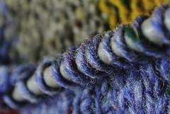 "Spending time with knitting (Kat-i) Tags: ""hobby"" macromondays stricken knitting wolle wool makro kati katharina 2019"