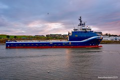 Highland Guardian - Aberdeen Harbour Scotland - 14/01/2019 (DanoAberdeen) Tags: metal shipping seaport sea aberdeenharbour aberdeenscotland highlandguardian candid amateur 2019 danoaberdeen aberdeen harbour abz abdn grampian uk gb psv seafarers maritime fairtradecity ships boat offshore oilrigs supplyships cargoships workboats oilandgas footdee fittie seascape water northeast tug tugboats geotag tagged oilships sailor sealife shipspotting shipspotters scotch scotland marineoperationscentre pocraquay northeastscotland