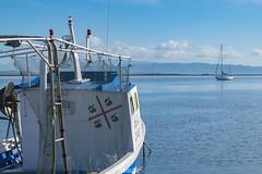 """Lungomare """"Caduti Nassyria"""", Sant'Antioco (Francesca Murroni ┃Wildlife Photographer) Tags: barche boats pescherecci santantioco porto port sea landscape seascape sulcis sardegna sardinia"""
