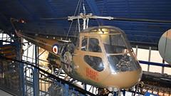 Saro Skeeter AOP.12 c/n S2/7150 United Kingdom Army serial XN344 (sirgunho) Tags: london science museum england united kingdom preserved aircraft flight aviation saro skeeter aop12 cn s27150 army serial xn344