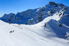 Oltre la Sirvoltesattel (Roveclimb) Tags: mountain montagna alps alpi vallese valais svizzera suisse sempione simplon ossola scialpinismo skitouring winter inverno snow schnee neve galehorn simplonpass engiloch sirvolte sirvoltesattel sirvoltesee boshorn rauthorn traverso traverse