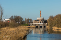 Cruquius Steam Pump Station | Cruquius stoomgemaal No. 3 (Leo Kramp) Tags: manfrotto410juniorgearedhead wwwleokrampfotografienl netherlands gitzogt3542ltripod leokrampfotografie 2019 cruquiusgemaal cruquiussteampumpingstation cruquius noordholland nederland nl