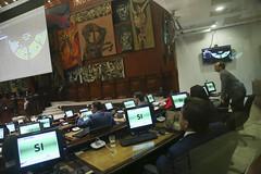 CONTINUACIÓN DE LA SESIÓN NO. 582 DEL PLENO DE LA ASAMBLEA NACIONAL, QUITO 11 DE ABRIL DEL 2019 (Asamblea Nacional del Ecuador) Tags: asambleanacional asamblea ecuadorcontinuación de la sesión 582