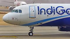 Indigo Airbus A320 VT-INY Bangalore (BLR/VOBL) (Aiel) Tags: indigo airbus a320 vtiny bangalore bengaluru canon60d canon24105f4lis