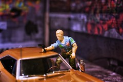 Undercover Chuckles (nightforce72) Tags: gijoe toyphotography actionfigures chuckles 118 diecast nikon nikkor d5500