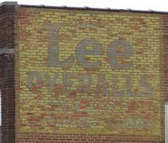 Lee Harmony, MN (Seth Gaines) Tags: minnesota harmony advertising