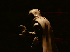 Moon Knight (Demarcation Media) Tags: toyphotographers toyphotography moonknight marvel marvellegends superheroes night vigilante demarcationmedia actionfigure actionfigurephotography marcspector outdoorphotography nightphotography