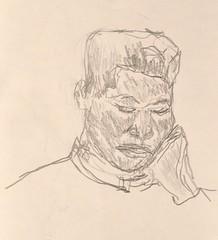 Young Man on BART Train (Andreas Johns) Tags: sanfrancisco publictransportation bart