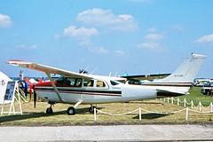 Cessna U206G Stationair N732BN (KenFCD) Tags: cessna u206g stationair n732bn bigginhill