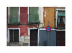 Fachada (juan jose aparicio) Tags: fachada wall front colour ancient antiguo callejero street city architect arquitectura