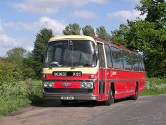 The rally season commeth (Renown) Tags: bus coach aec reliance 6u2r ah760 plaxton panoramaelite grantcoach barton transport chilwell rbw reliancebusworks mrr811k preserved preservation heritage restored