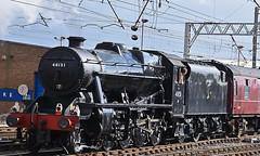 48151 at Carlisle 5-3-19 (lifeboat1721) Tags: 48151 8f steamlocomotive carlisle