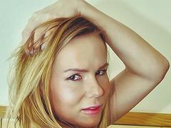 portrait (PhotoFreakx) Tags: portrait wife woman girl sexy face blonde